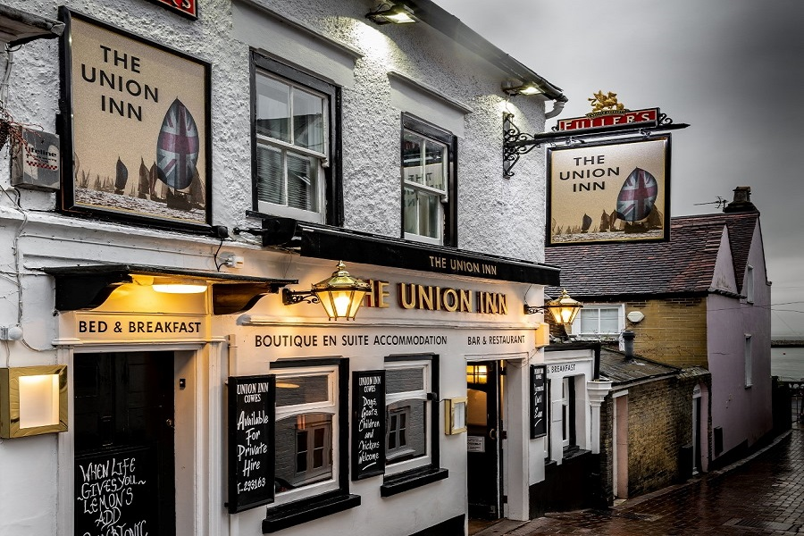 The Union Inn Cowes Isle of Wight